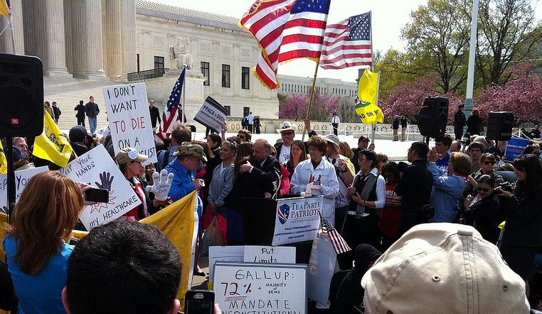 Rep. Steve King Hugs Jenny Beth Martin | Flickr - Photo Sharing!