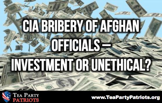 CIA Bribery
