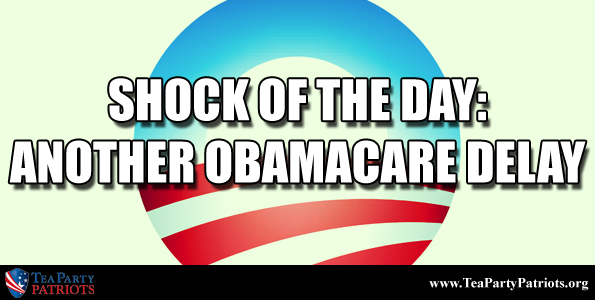 Another Obamacare Delay Thumb