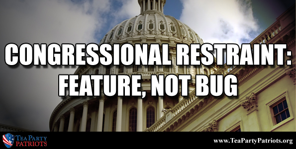 Congressional Restraint Thumb