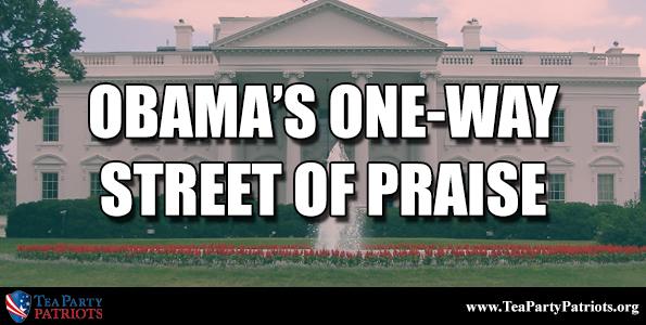 Obama's OneWay Thumb